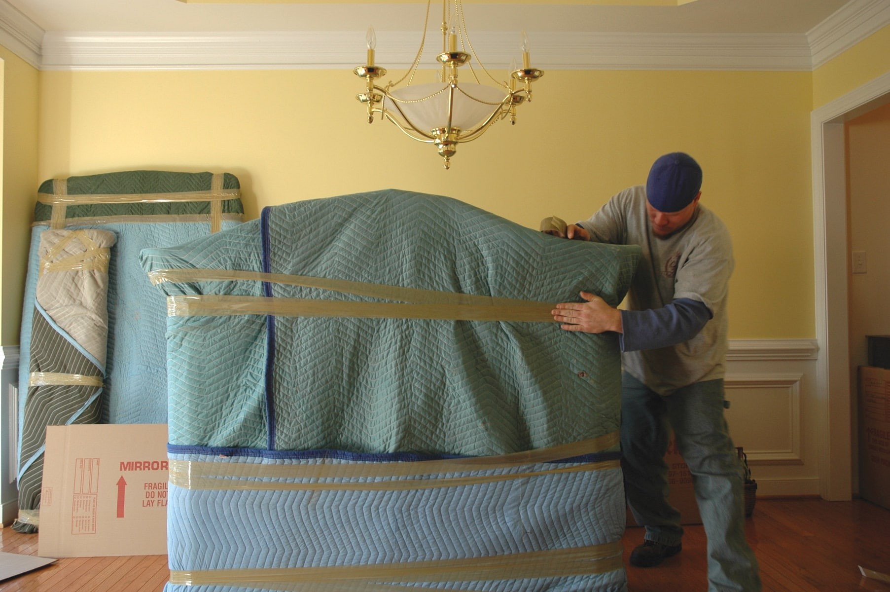 Woodbridge Packing Solutions | Packing Services Woodbridge