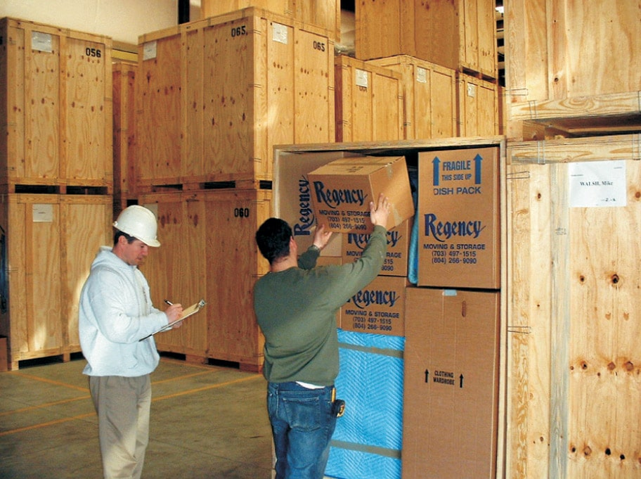 Arlington Storage Solutions | Storage Services Arlington